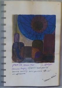 "Laura Lengyel, ""Urbanos Helios 1965"""