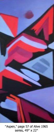 Aspen, Alive 1965 series, Laura Lengyel